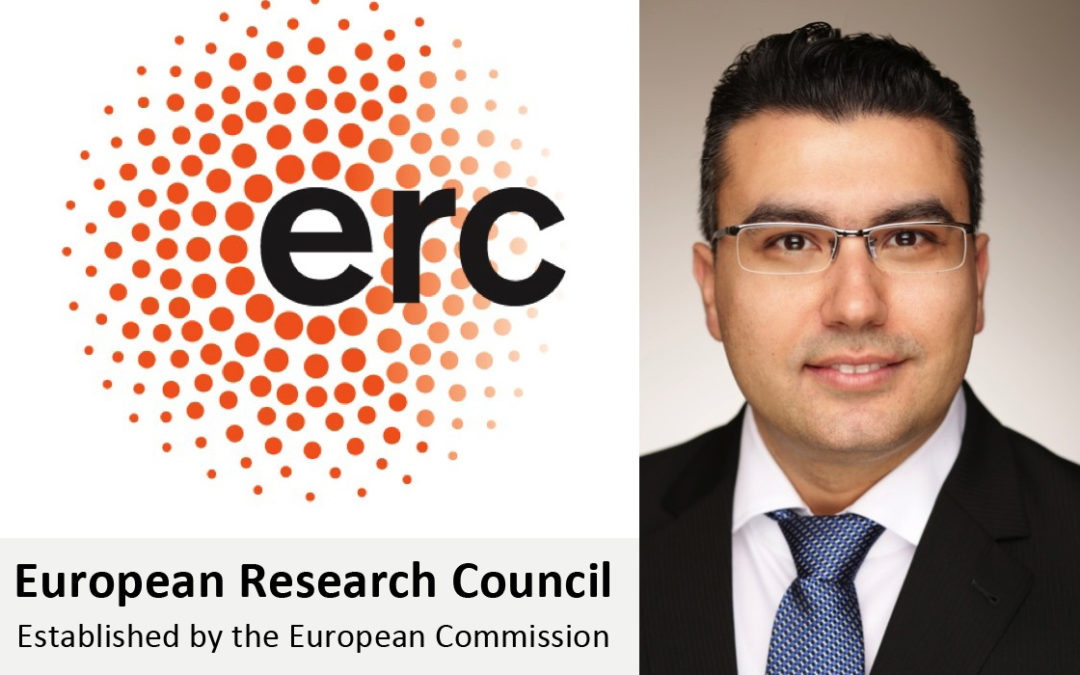 Konstantinos Stellos received ERC start up grant