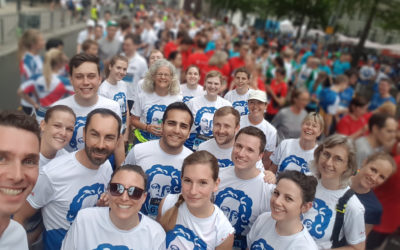 The JP Morgan Corporate Challenge