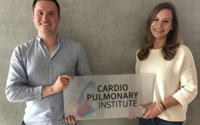 Simone-Franziska Glaser and Julian Wagner receive CPI Postdoc Grant